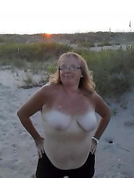 Mature beach, Beach mature, Mature wife, Public mature