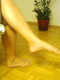 Feet, Milfs, Candid, Milf legs, Milf feet