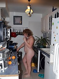 Kitchen, Hot milf