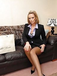 Elegant, Shopping, Shop, Upskirt stockings