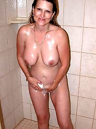 Busty, Wife, Busty mature