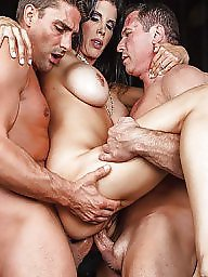 Anal, Double, Group, Pornstar anal