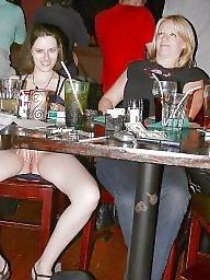 Upskirt, No panties, Amateur panties, Panty upskirt