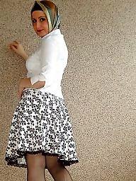 Turban, Upskirts, Stocking, Turks, Upskirt stockings