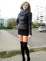 Stocking, Russian, Teen girls, Russian teen