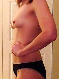 Wifes tits, Cum tits