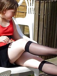 Socks, Nylon stockings, Sock