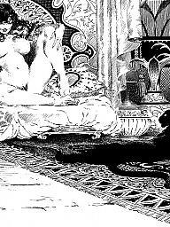 Art, Bdsm art, Erotic, X art, Erotic art