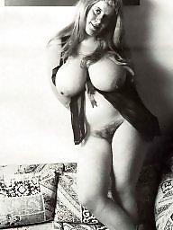 Vintage, Lady, Hairy amateur, Vintage amateurs