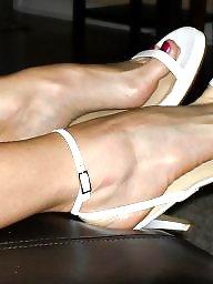 Feet, Sexy wife, Femdom bdsm, Femdom milf