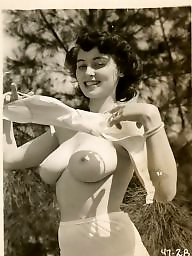 Lady, Ladies, Vintage amateur, Vintage tits