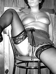 Polish, Mature stockings, Mature stocking, Milf stockings, Mature lady, Posing