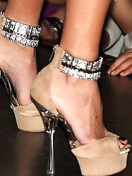 Feet, Legs, High heels, High
