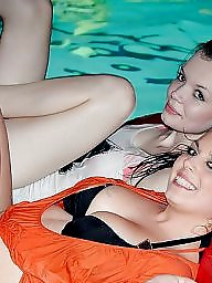 Party, Pool, German, Wet