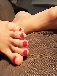 Feet, Footjob, Teen bdsm