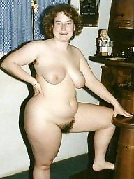 Milf, Curvy, Bbw milf, Sexy wife, Sexy bbw, Through