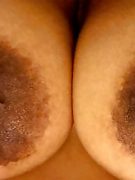 Bbw ebony, Areola, Big nipples, Bbw black