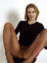 Pantyhose, Tight, Teen stockings