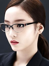 Asian, Glasses, Korean, Glass
