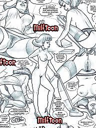 Toons, Turkish, Milf cartoon, Cartoon milf, Milf cartoons
