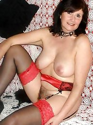 Granny, Granny stockings, Granny boobs, Mature, Granny big boobs, Mature stockings