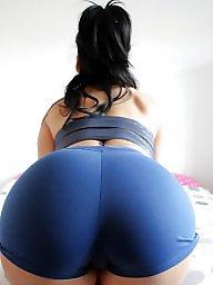 Spandex, Yoga, Pants, Amateur bbw, Yoga pants, Amateur bbw ass