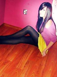 Amateur pantyhose, Teen pantyhose, Hot teen