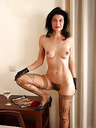 Hairy mature, Oldies, Charming
