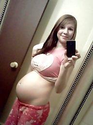 Empty, Pregnant, Babe, Balls, Pregnant babe