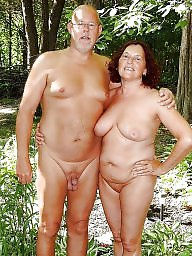 Couples, Beach, Couple, Naturist
