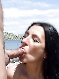 Public, Blow, Blow job, Public blowjob