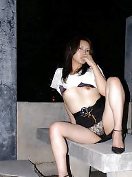Public, Japanese amateur, Flash, Friends, Public flashing, Amateur japanese
