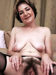 Hairy amateur, Hairy women