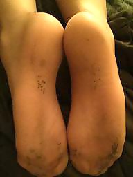 Pantyhose, Feet, Extreme, Amateur pantyhose, Pantyhose feet