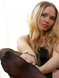 Feet, Stocking feet, Teen stockings, Teen feet