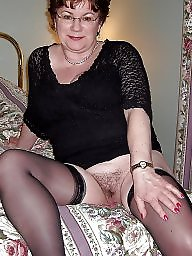 Granny stockings, Fatty