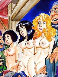 Slave, Cartoon bdsm, Bdsm cartoon, Slaves, Bdsm cartoons, Slave cartoon