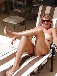 Nudist, Nudists, Nudist beach, Beach milf, Milf flashing, Public beach