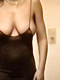 Dress, Dressed, Mature dressed, Mature tits, Mature dress, Voyeur tits