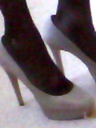 Nylon, Heels, Nylons