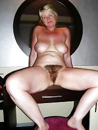 Hairy mature, Mature hairy, Hairy stockings