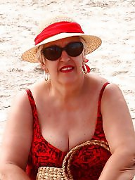Mature granny, Brazilian