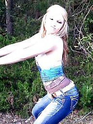 Jeans, Teen public, Teen jeans, Teen babe, Public teen