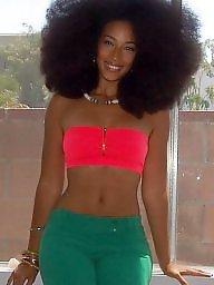 Ebony, Black, Beauty, Blacked, Beautiful