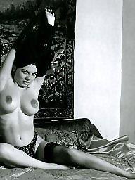 Vintage, Retro, Vintage tits, Vintage boobs, Stunning