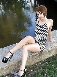 Heels, Teen stockings, Stockings heels