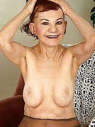 Mature, Grab, Granny