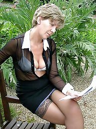 Uk mature, Mature stockings, Matures, Mature uk