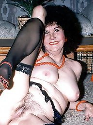 Granny stockings, Granny, Horny, Horny granny, Granny stocking
