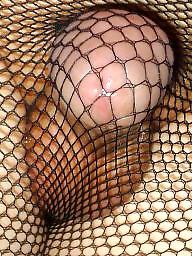 Fishnet, Amateur pantyhose